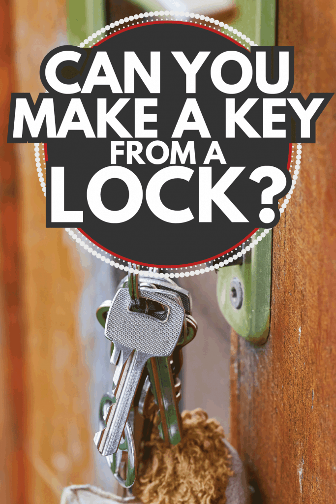 Open garden gate with key. Can You Make A Key From A Lock